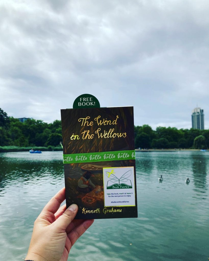 The Book Fairies and Wordsworth Editions share classic literature - Wind in the Willows