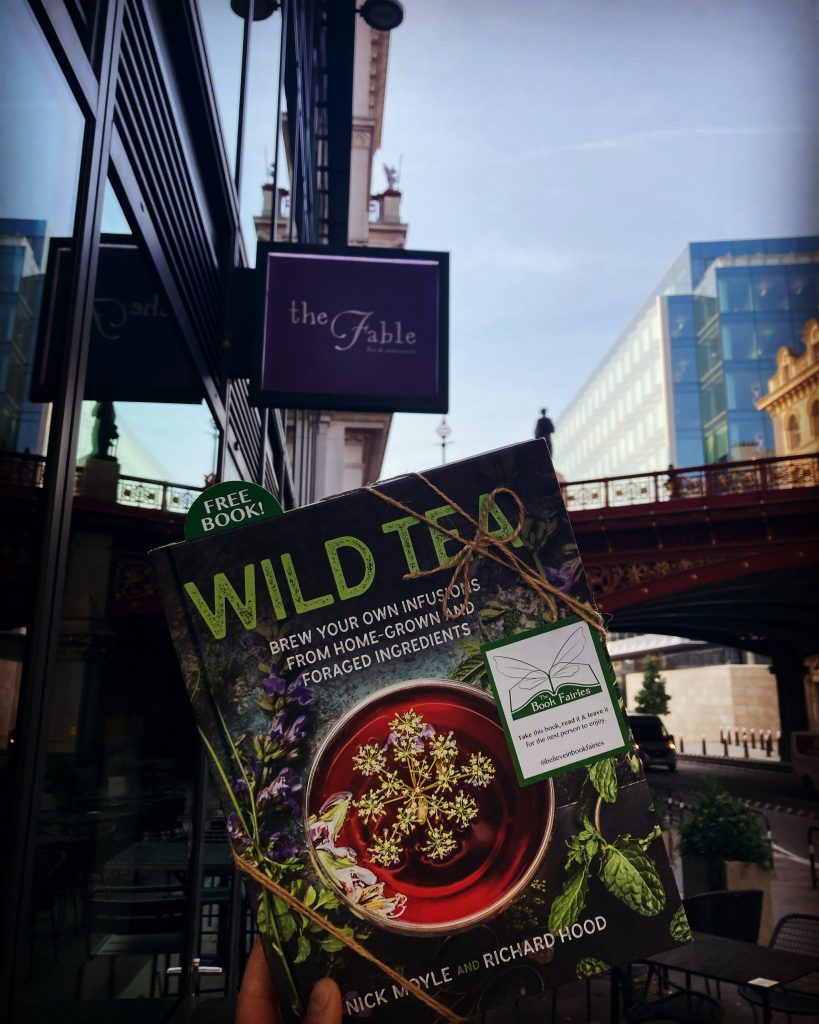 The Book Fairies teamed up with Drake & Morgan for new menu - Wild Tea