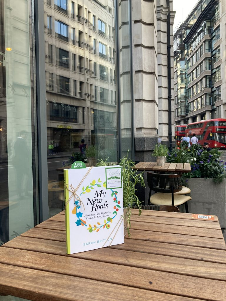 The Book Fairies teamed up with Drake & Morgan for new menu - New Roots