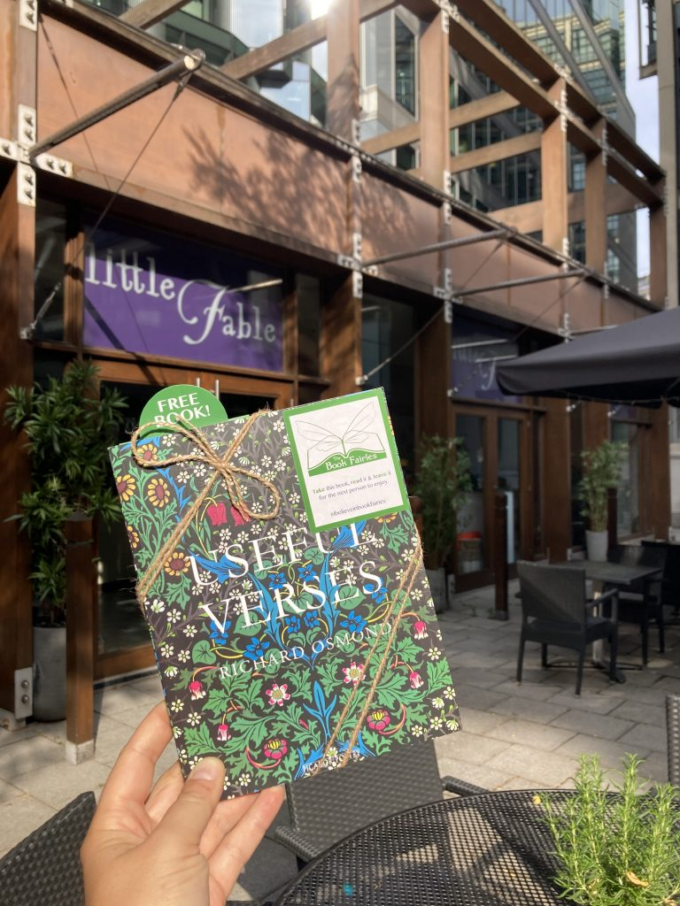 The Book Fairies teamed up with Drake & Morgan for new menu - Useful Verses
