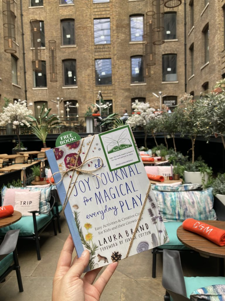 The Book Fairies teamed up with Drake & Morgan for new menu - Joy Journal