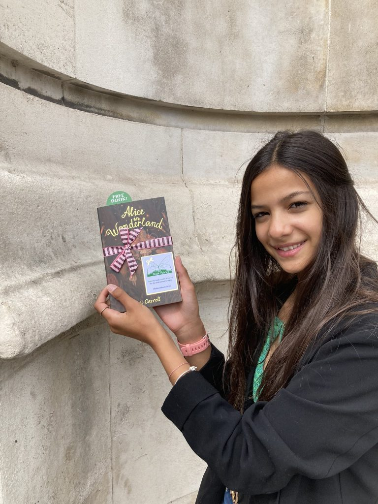 The Book Fairies and Wordsworth Editions share classic literature - book found