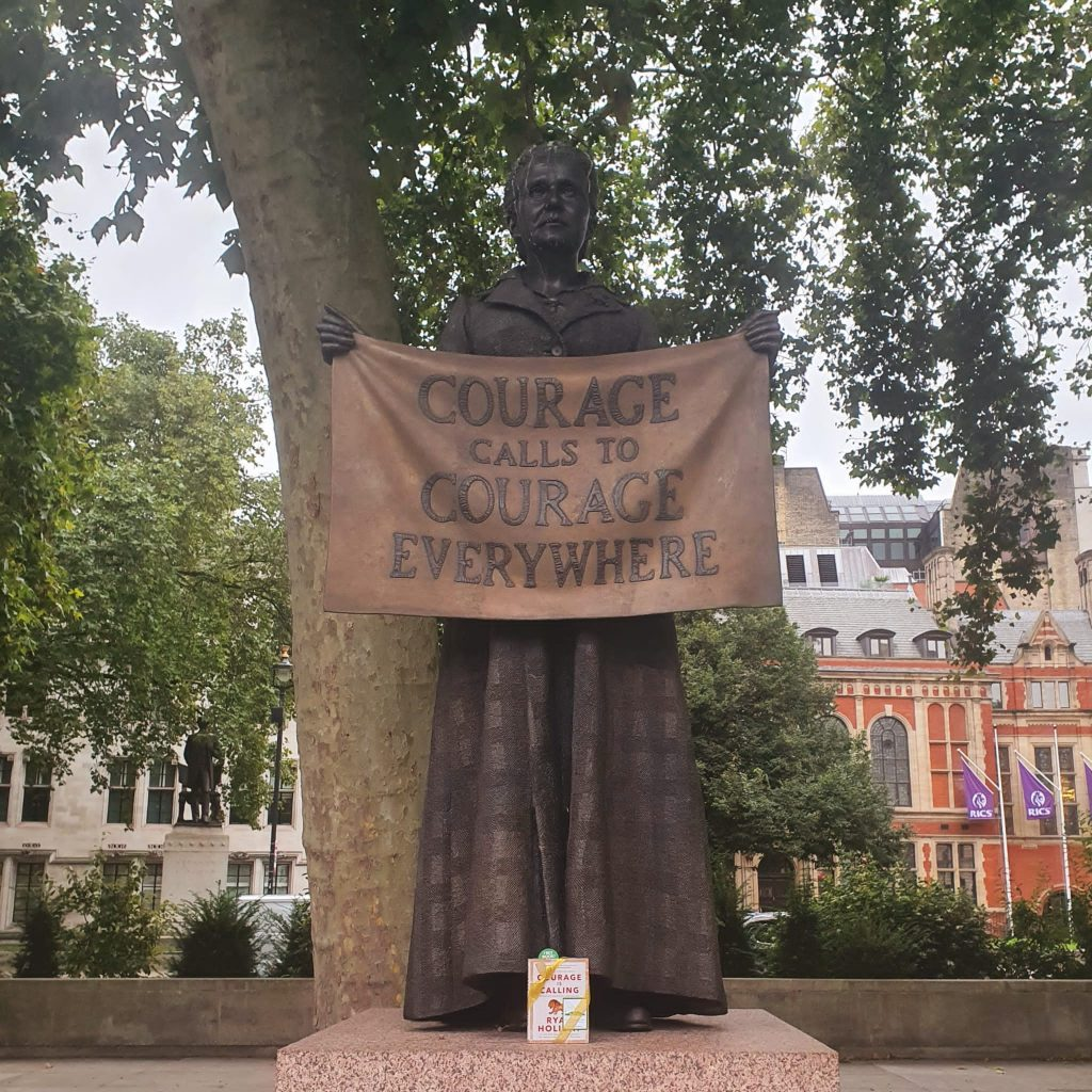 Courage is Calling by Ryan Holiday hidden by The Book Fairies - Westminster Square