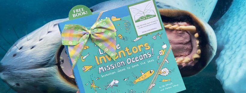 Little Inventors Mission Oceans hidden by book fairies - London