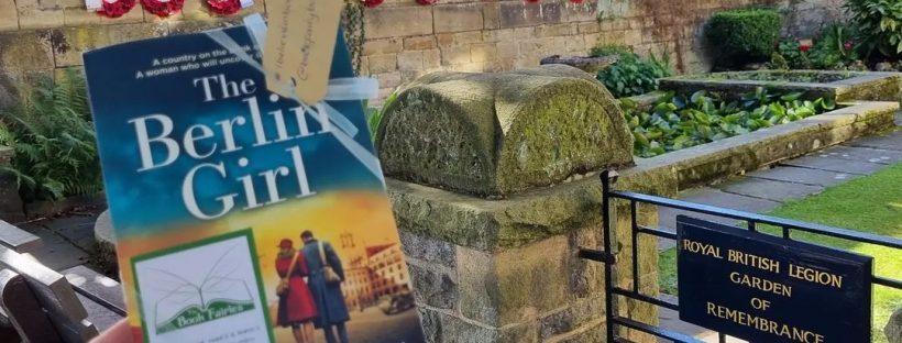 Book Fairies hide Avon Books around the UK - Berlin Girl